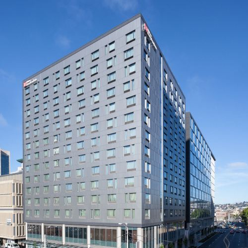 Hilton Garden Inn Seattle Downtown