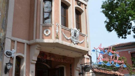 鮑里斯宮殿及餐廳精品酒店