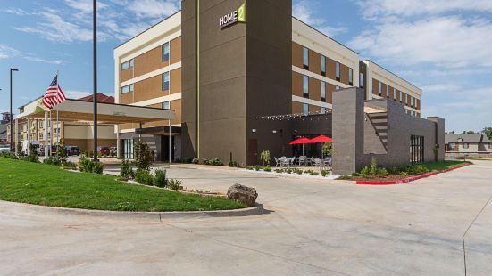 俄克拉何馬城育空希爾頓惠庭套房酒店