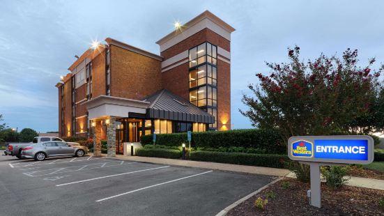 Best Western Hampton Coliseum Inn