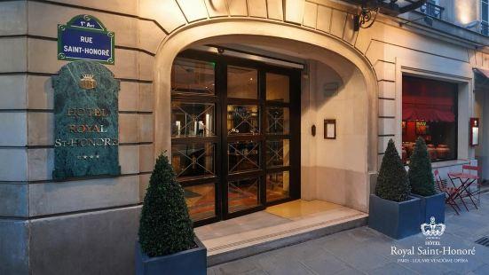 로얄 세인트 오노레 호텔