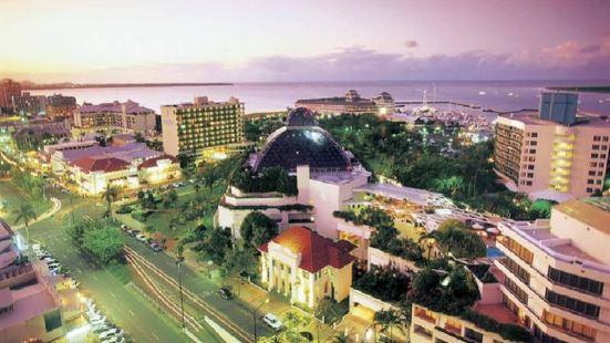 凱恩斯海濱背包客旅館