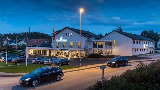 Almaas Hotell Stord As