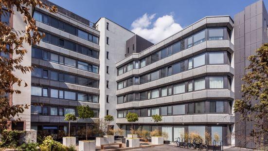 法蘭克福古特勒斯特貝景觀公寓酒店