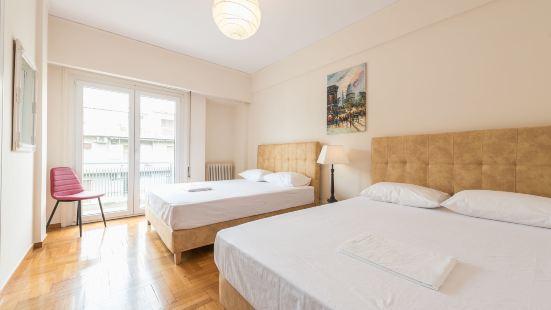 雅典王冠樂園公寓酒店