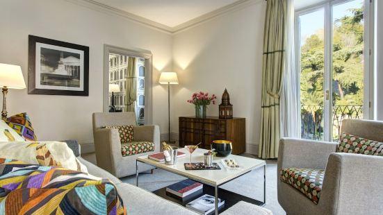 Rocco Forte Hotel de Russie Rome