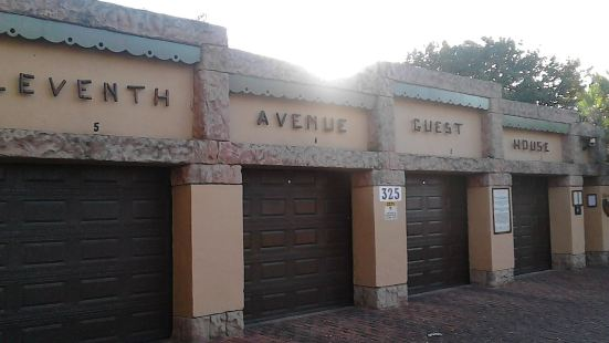 Eleventh Avenue GuestHouse & Conferencing