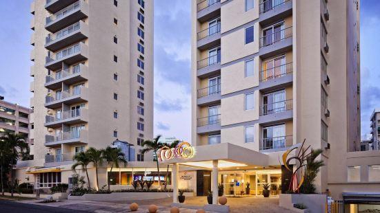 Best Western Plus Condado Palm Inn & Suites