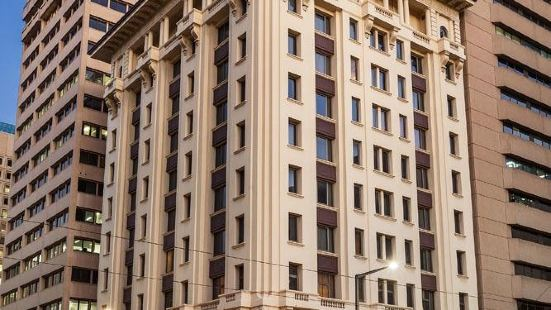 阿德萊德中央奎斯特酒店