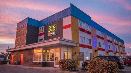 316 號酒店