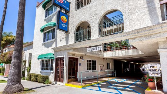 聖莫妮卡-西洛杉磯舒適酒店