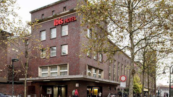 Ibis Hotel Düsseldorf Hauptbahnhof