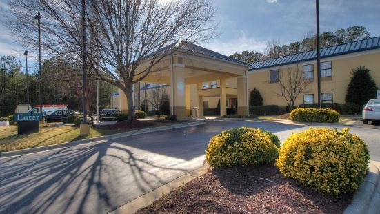 Quality Inn Raleigh Near Walnut Creek Amphitheatre