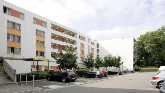 圖盧茲大都會澤尼圖德公寓式酒店