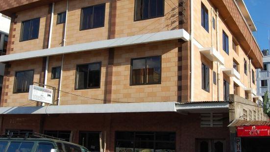 阿魯沙中心旅館