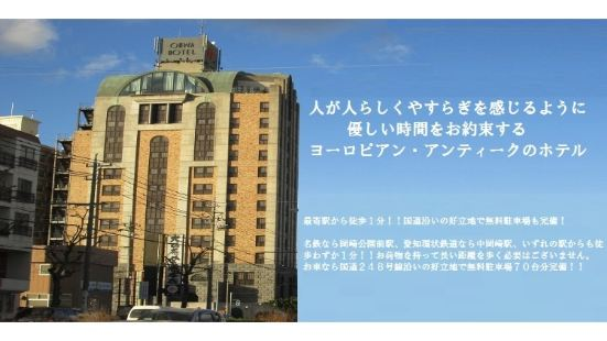 岡崎歐和瓦酒店