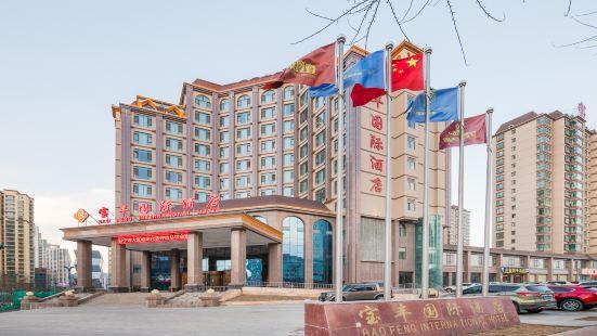 西寧寶豐國際酒店