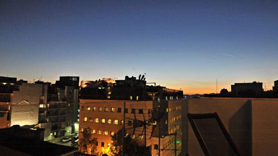 雅典現代住宿加早餐旅館