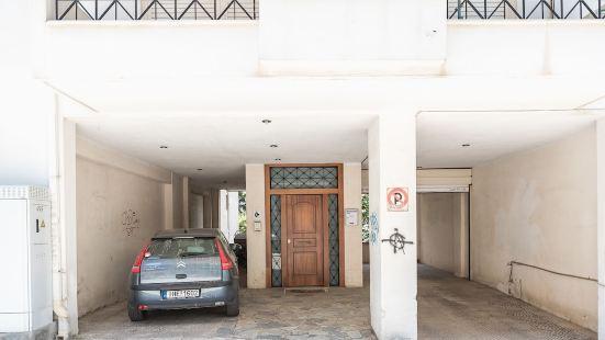 雅典帝國宅邸公寓酒店