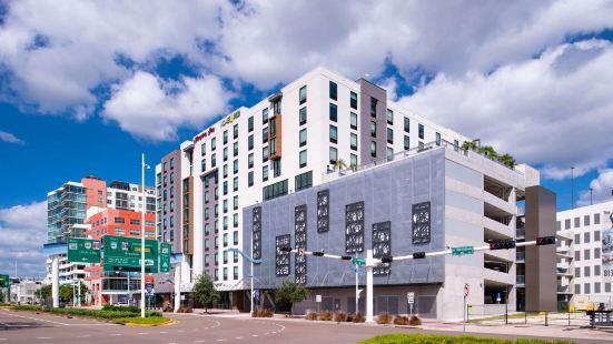 Hampton Inn Tampa Downtown Channel District