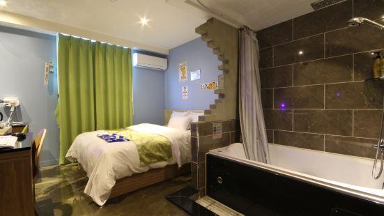 Pohang Youngil University Design Motel A2