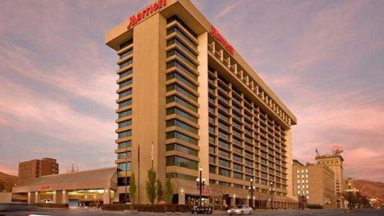 메리어트 설트 레이크 시티 다운타운 호텔