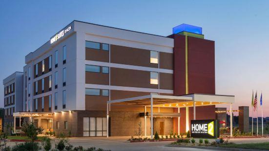 俄克拉何馬城奎爾斯普林斯希爾頓惠庭套房酒店