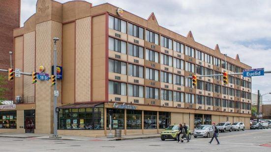 克里夫蘭市中心舒適酒店