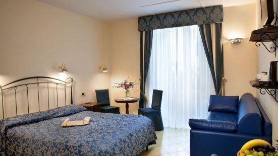 阿爾伯格安蒂科康維託旅館