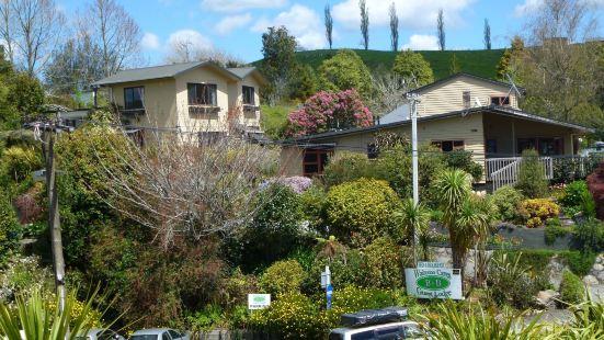 Waitomo Caves Guest Lodge