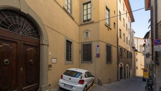 Short-Let Florence Pontevecchio Suite