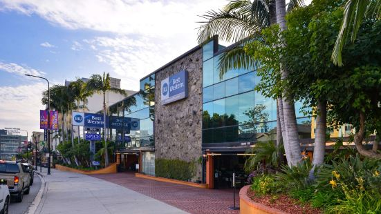 Best Western Hollywood Plaza Inn-Hollywood Walk of Fame Hotel - La