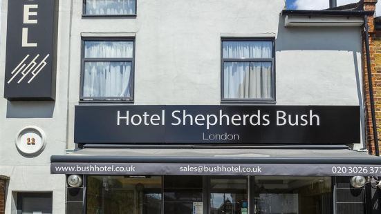 Hotel Shepherds Bush London