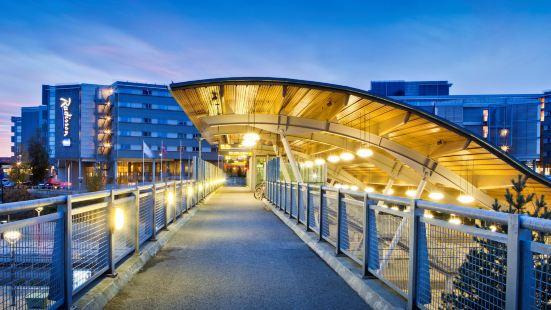 奧斯陸加勒穆恩麗笙藍標機場酒店