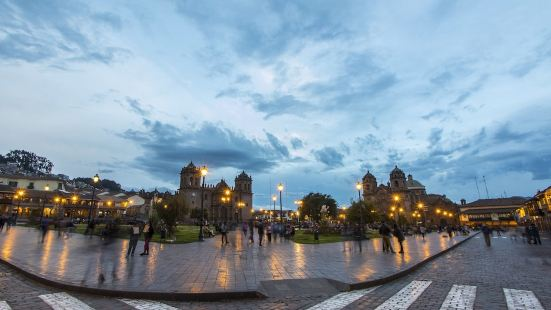 Inca Wasi Plaza