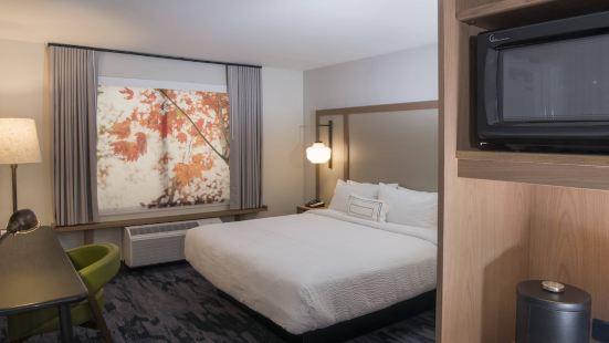 蓋恩斯維爾 I-35 萬豪套房費爾菲爾德酒店