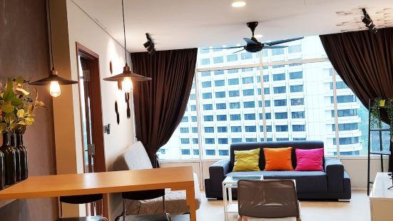Vortex KLCC Hotel Suites by Kelvin Kuala Lumpur