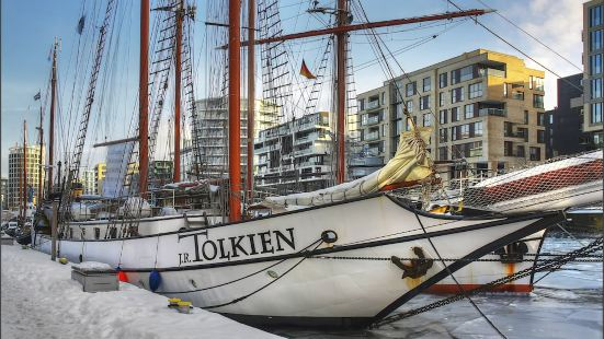 Segelschiff J.R. Tolkien