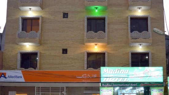 Madina International