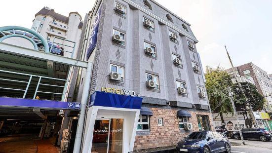 Hotel WO Yongsan Station
