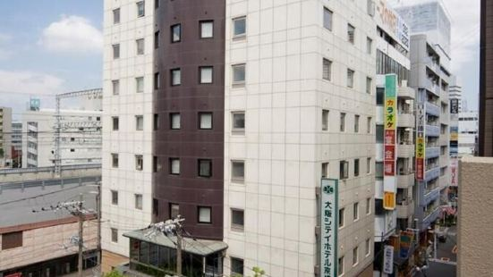 오사카 시티 호텔 쿄바시
