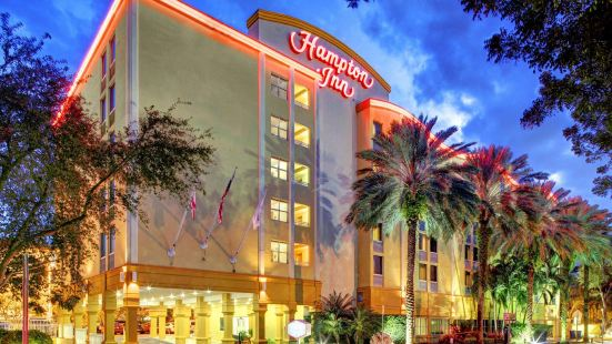 Hampton Inn Miami-Coconut Grove/Coral Gables