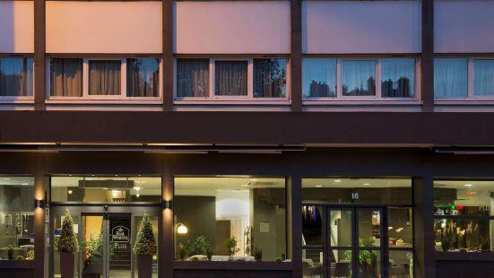 貝斯特韋斯特優質亞歷山大文藝維雅拉特酒店