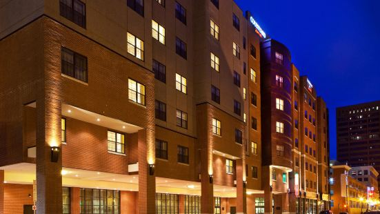 Courtyard by Marriott Syracuse Downtown at Armory Square