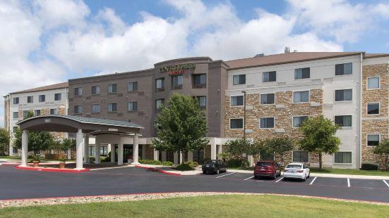 聖安東尼奧北部原石橡樹萬怡酒店