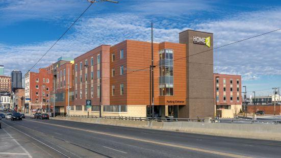 堪薩斯城市中心第2家園套房酒店