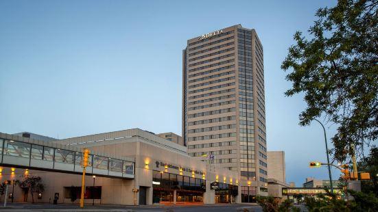 里賈納Delta酒店