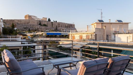 雅典衞城時尚套房酒店