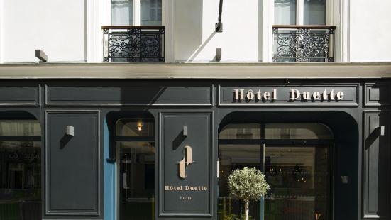巴黎杜埃特酒店