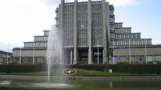 桑特奈爾布魯塞爾博覽會酒店